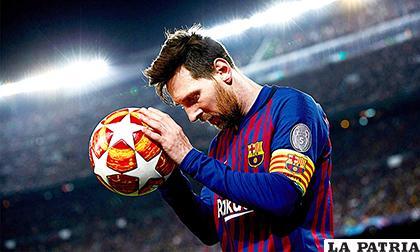 Lionel Messi podría recibir hoy su sexto Balón de Oro /planoinformativo.com