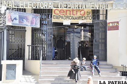 Los trabajadores están a la espera del vocal designado por el �?rgano Ejecutivo /LA PATRIA /ARCHIVO