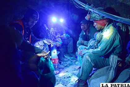 Operadores mineros requieren de capacitación técnica /LA PATRIA