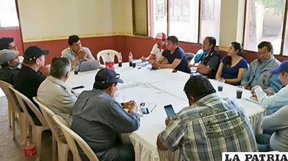Representantes de los trabajadores de la prensa se reunieron en Cochabamba /OPINI�?N