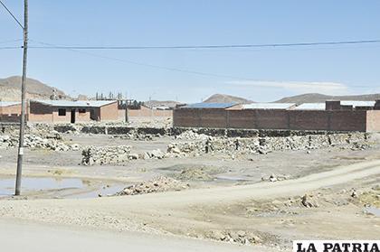 Un 90 por ciento de áreas verdes y equipamiento fue identificado para ser inscrito en favor de la Alcaldía /LA PATRIA /ARCHIVO