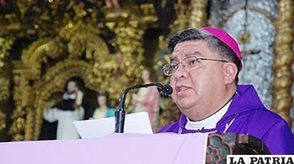 Monseñor Giovani Arana /Comunicación CEB