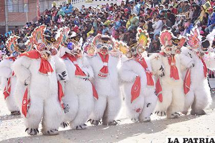 Enero estará enfocado a la promoción del Carnaval 2020 /LA PATRIA