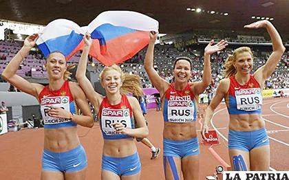 El deporte ruso quedará ausente de los Juegos Olímpicos /laverdad.com