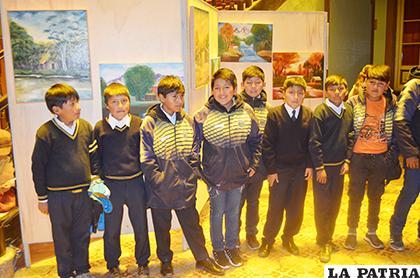 Estudiantes de Eucaliptus demuestran su talento /LA PATRIA
