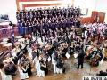 Empieza una nueva etapa de la Fundación Sinfónica Bolivia Joven /Bolivia Joven