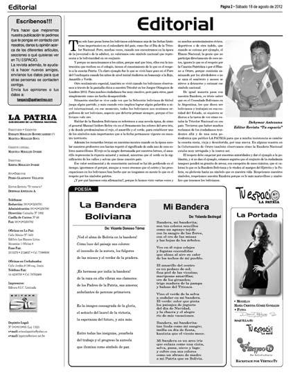 Acrostico Cortos A La Bandera | apexwallpapers.com