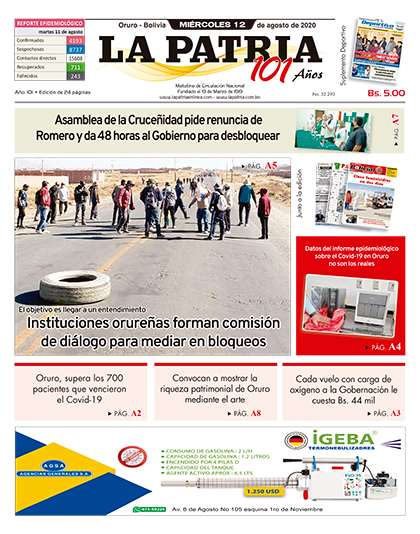 Portada Principal